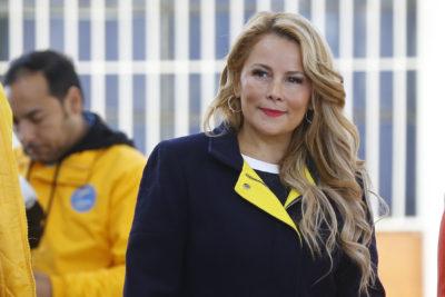 """""""Nunca he descartado nada"""": Cathy Barriga responde a la posibilidad de una candidatura presidencial"""
