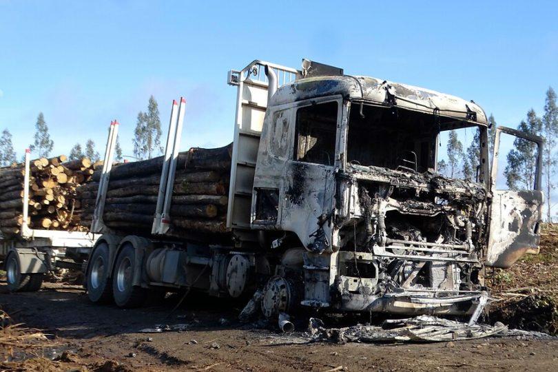 Coordinadora Arauco-Malleco se adjudica últimos atentados en el sur