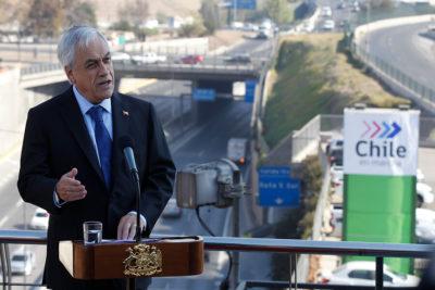 Piñera: Generación de empleo en últimos 12 meses triplica último año de Bachelet