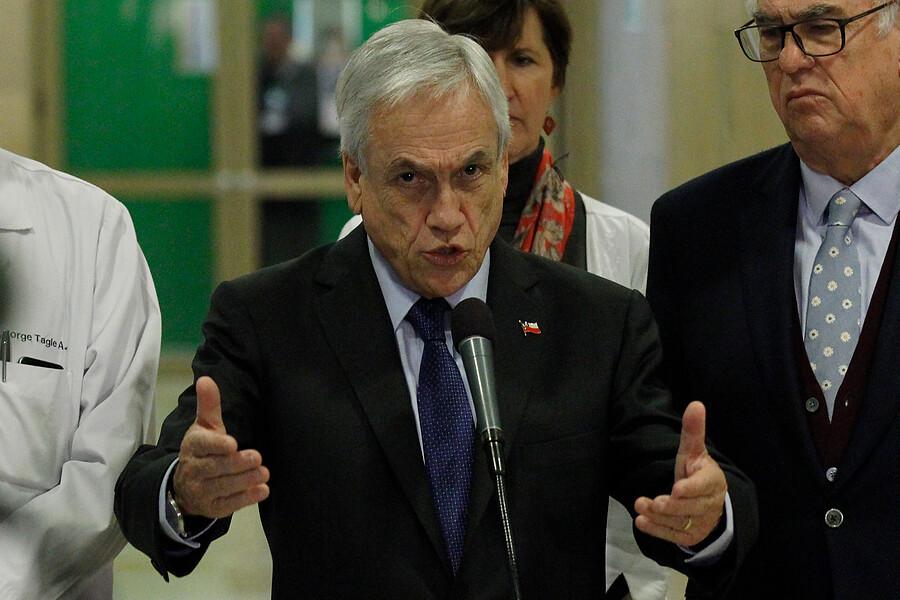 """""""Tornado en Los Ángeles: heridos suman 16 y Piñera solidariza con habitantes"""""""