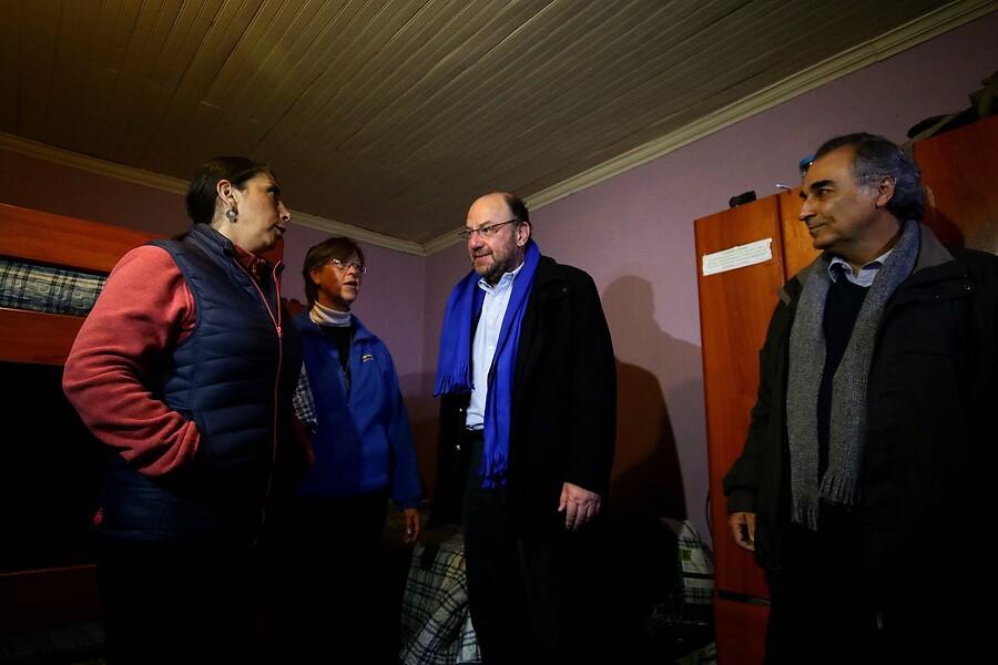 Gobierno no usará el Estadio Víctor Jara como albergue