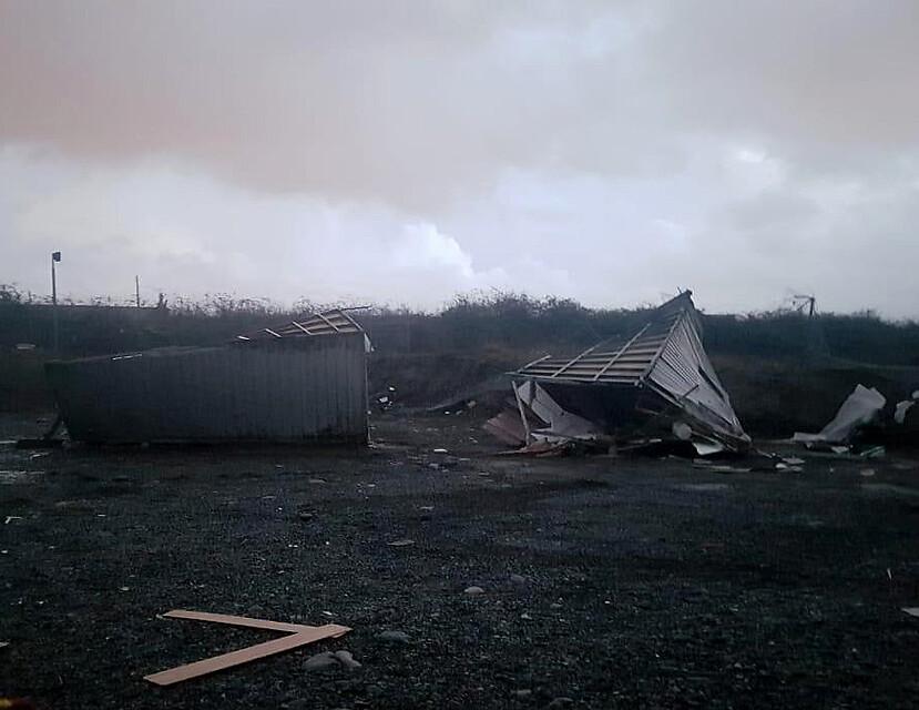 Onemi cifra en al menos seis las personas lesionadas por tornado