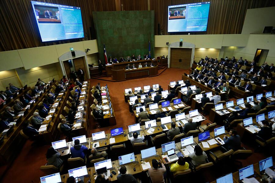"""""""Presentan proyecto para transparentar reuniones entre distintos poderes del Estado"""""""