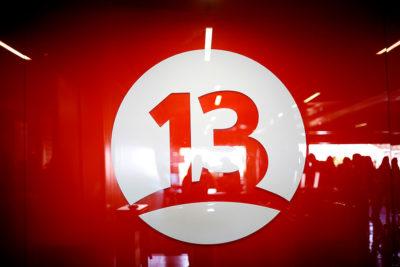 Canal 13 tuvo pérdidas por $3.883 millones en el primer trimestre de 2019