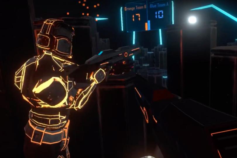 Llega nuevo juego en duplas a primer centro de realidad virtual sin cables en Chile y LA