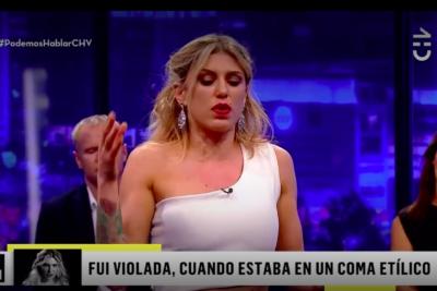 Inconsciente en una cuneta y con el útero desgarrado: Wilma González recuerda violación que sufrió a los 14 años