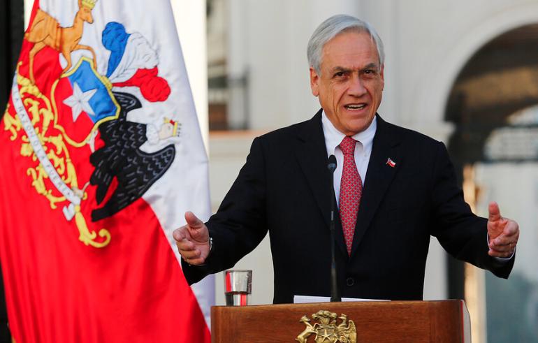 Se espera que la próxima semana Piñera regularice casa en Caburgua después de 30 años sin pagar contribuciones