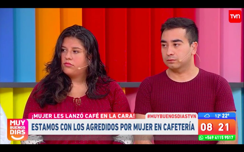 Estudiantes revelan cómo actuó Carabineros con la mujer que protagonizó acto clasista en Starbucks