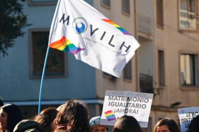 """Movilh denuncia robo de información de sus socios desde su sede: """"Tememos un delito motivado por el odio"""""""