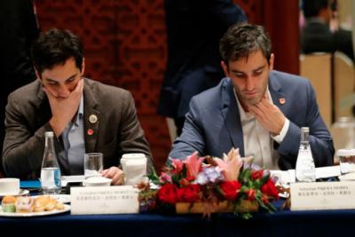 65% cuestiona asistencia de hijos de Piñera a reuniones con empresarios chinos
