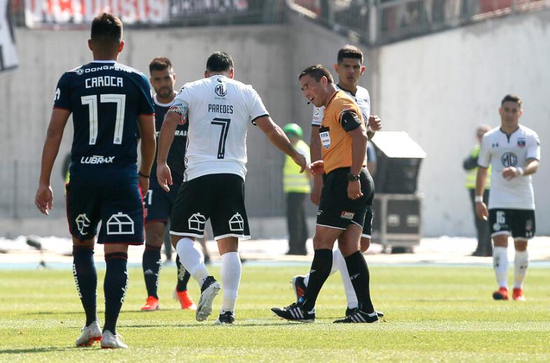 Esteban Paredes se perdería el resto de semestre por la lesión en el aductor