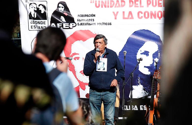 """Lautaro Carmona: """"Millones marcharon diciendo no más AFP y el proyecto con los votos de la DC y Radicales dice sí más AFP"""""""