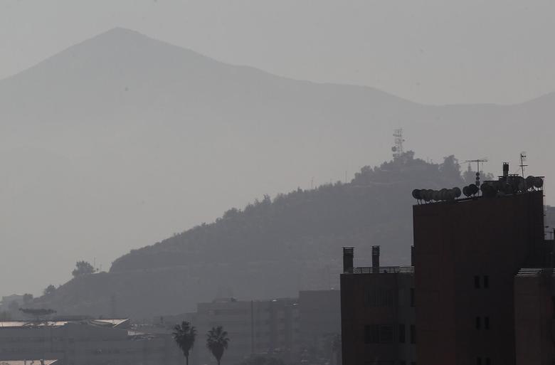 Decretan la primera preemergencia ambiental para hoy en Región Metropolitana