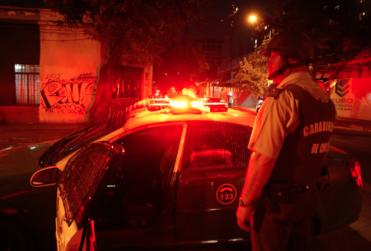 """Nueva """"bala loca"""" casi termina con la vida de adolescente de 15 años en La Pintana"""