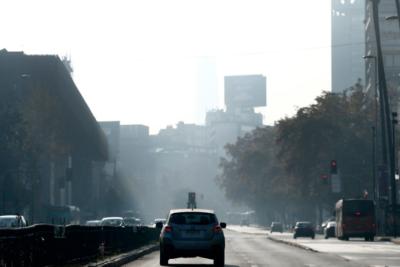 No mejora la ventilación en la RM y decretan tercera alerta ambiental para hoy