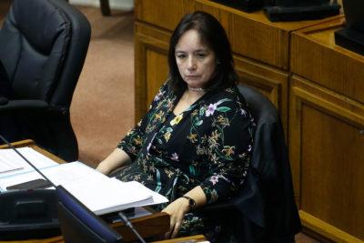 """Senadora Aravena por nuevo atentado en La Araucanía: """"Esto no da para más"""""""
