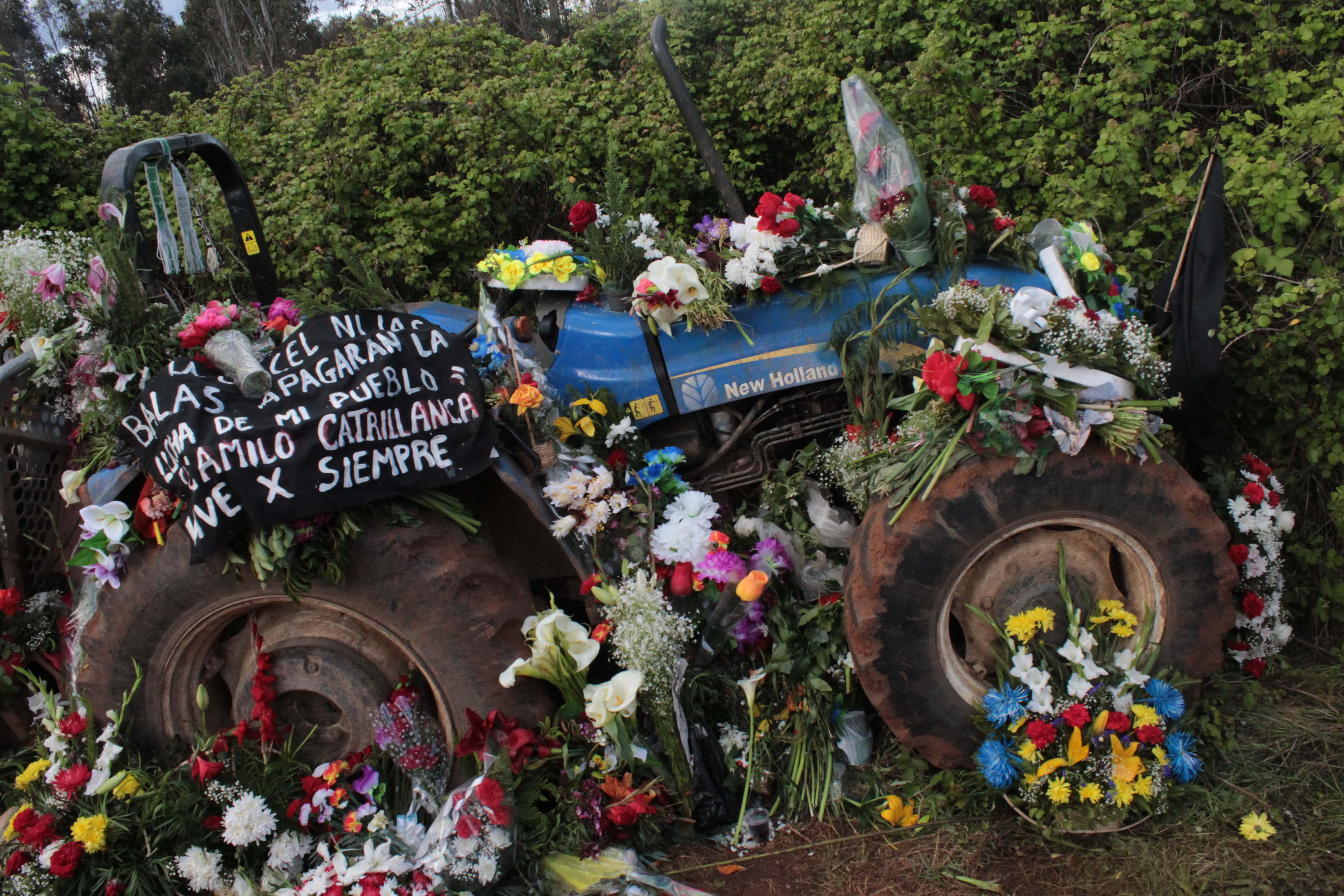 Ministerio Público cerró la investigación por el asesinato de Camilo Catrillanca