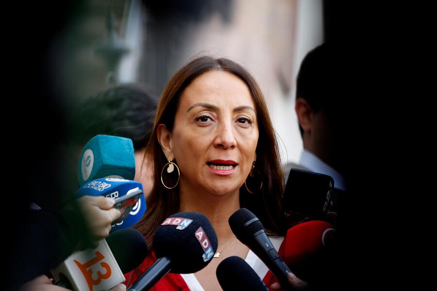 """Cecilia Pérez: """"Cristóbal Piñera pidió disculpas, lo que no han hecho familiares de Gobiernos anteriores"""""""