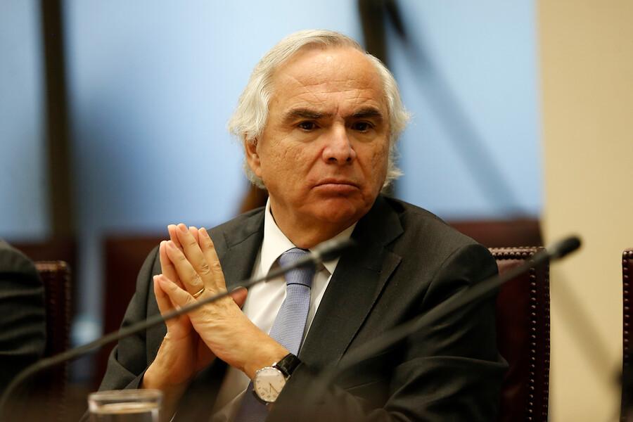 """""""Chadwick encabeza primera reunión del año sobre seguridad en la macrozona sur"""""""