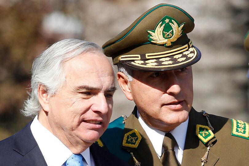 Chadwick pidió personalmente a Carabineros intervención más directa en narcofunerales