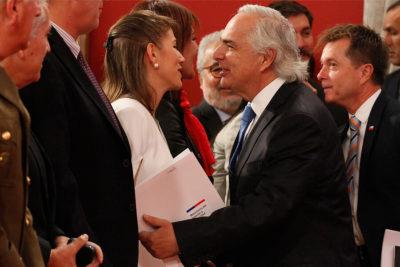 """Chadwick respalda invitación a Guaraquena Gutiérrez: """"Es embajadora de Guaidó"""""""
