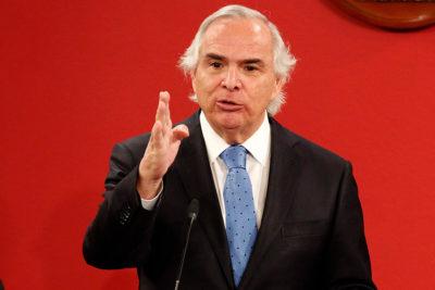 """""""Narcofunerales"""": Chadwick anuncia ley antiamedrentamientos a la ciudadanía"""