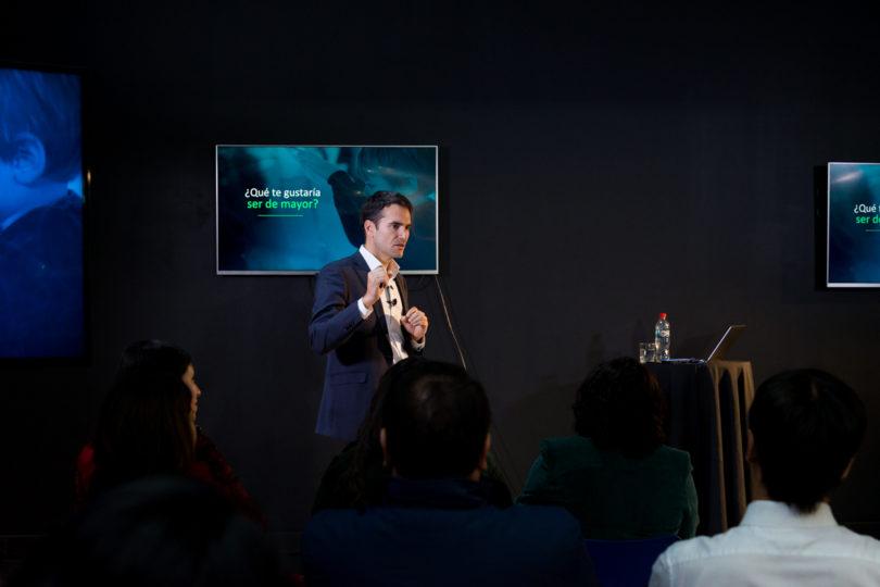 """Luis Miguel Olivas sobre los desafíos en la Era digital: """"Tenemos que ser capaces de llevar las necesidades del mercado laboral al sistema educativo"""""""