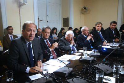 FNE, TDLC, CMF y fiscalizadores SII se restan de Comisión Antielusión