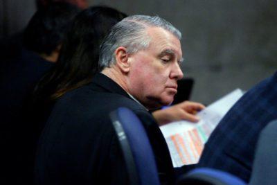 John O'Reilly apeló a sentencia del Vaticano que lo suspendió del sacerdocio por 10 años