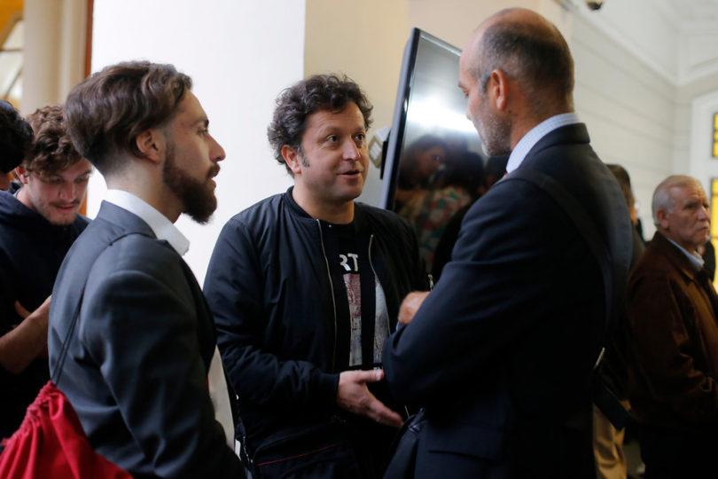 Detalles de la demanda de Daniel Alcaíno contra Carabineros por grabaciones telefónicas