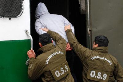 OS9 capturó a asaltantes de bancos relacionados con exgrupos subversivos