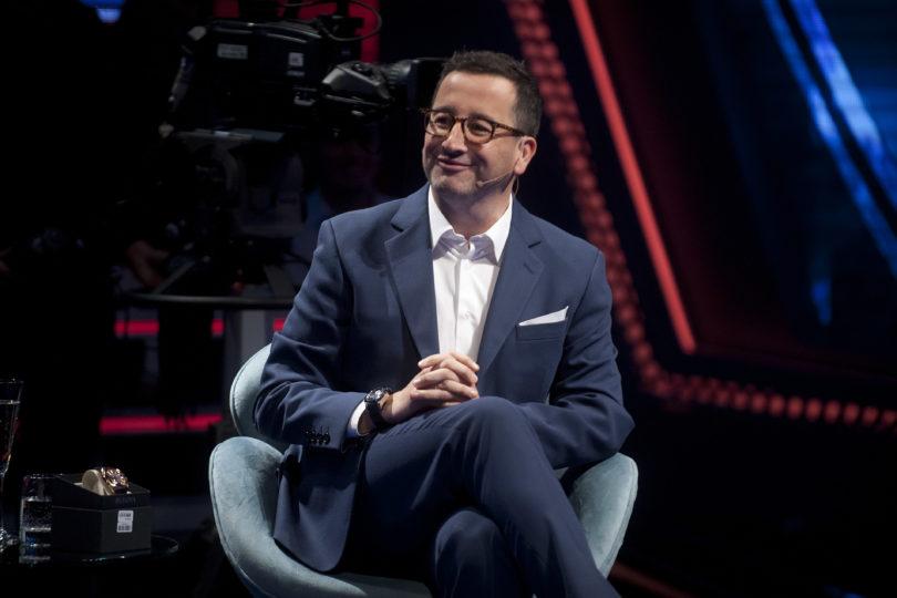 Diez rostros de TV y de prensa le dedican un par de palabras al diputado García por agresión a reportero y a diputada