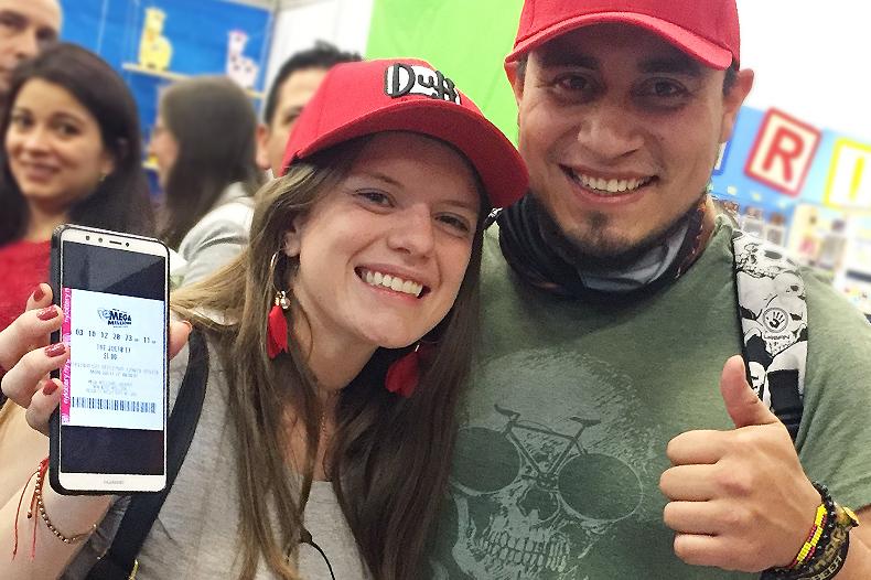 La lotería que arrasa en Estados Unidos está disponible en Chile