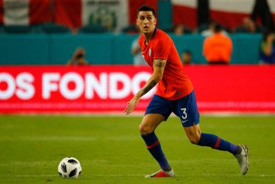 En Turquía dicen que Colo Colo realizó oferta y quiere repatriar a Enzo Roco