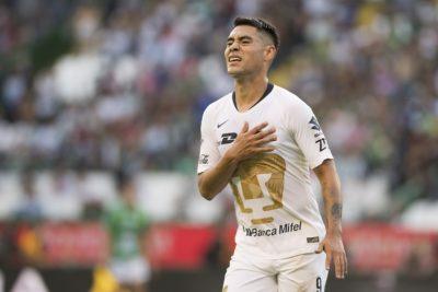 Felipe Mora y Martín Rodríguez tendrían los días contados en el Pumas