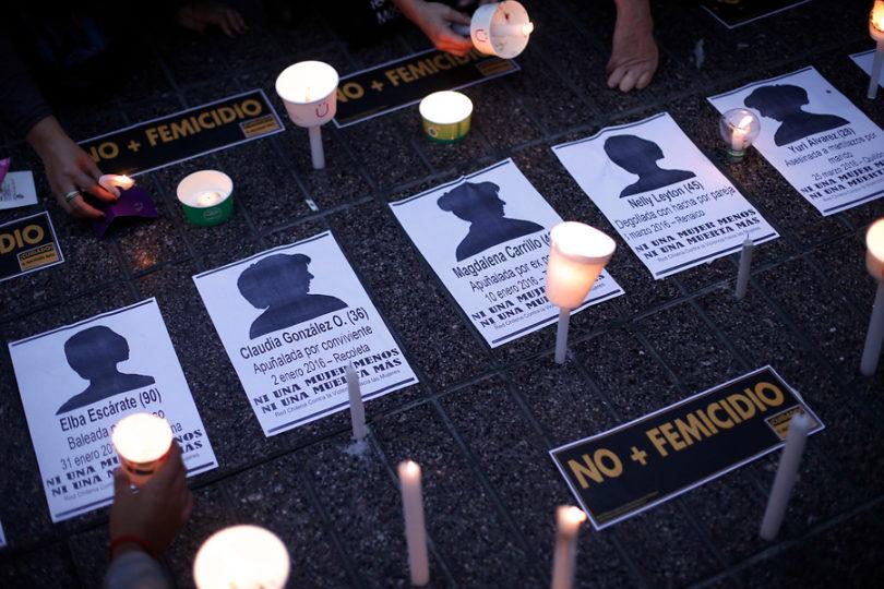 Mujer de 44 años es la víctima número 18 de femicidios en Chile