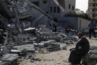 Gaza Otra Vez