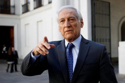 Heraldo Muñoz pide al gobierno un plan integral de seguridad para todo el país