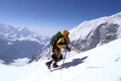 Juan Pablo Mohr hace historia: conquista la cumbre del Everest sin oxígeno suplementario
