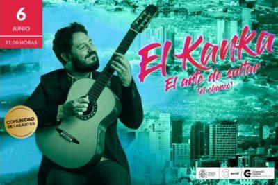 """""""El Kanka"""" vuelve este jueves de 6 de junio a los escenarios chilenos"""