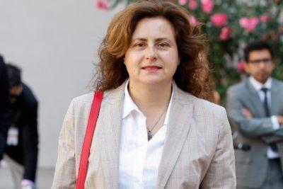"""Karen Atala explica con manzanas al Gobierno por qué no puede exigir roles de """"padre y madre"""" en la Ley de Adopciones"""