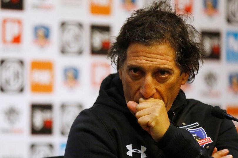 """Mario Salas: """"La U debería tener más puntos; es un equipo potente y fuerte"""""""