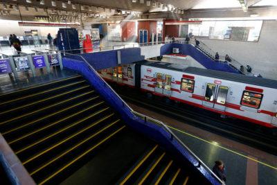 Lo Barnechea, Las Condes y Vitacura logran acuerdo para extender el Metro