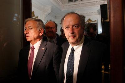 Monckeberg espera que diputados aprueben en la sala la reforma a las pensiones