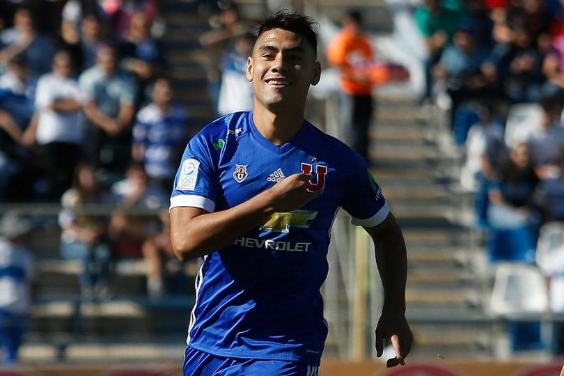 Felipe Mora podría volver a Universidad de Chile en el segundo semestre