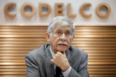 """Presidente de Codelco: """"Trabajador peruano es el doble de productivo que el chileno"""""""