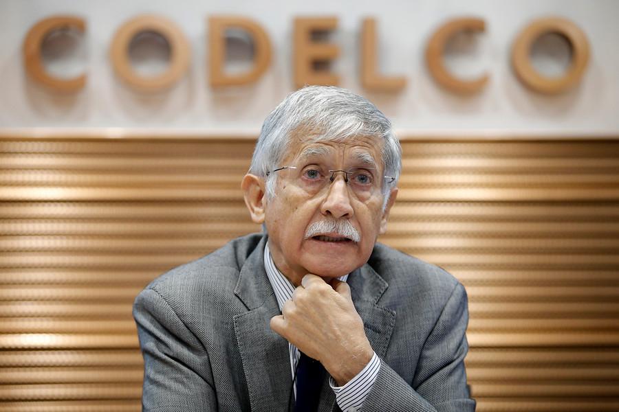 Presidente de Codelco: