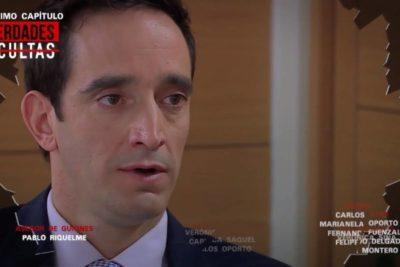 """""""Mi papá se murió de Sida. No se cuidó y la mina estaba contagiada"""": el crudo relato del actor Nicolás Saavedra"""