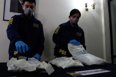 Aumentan detenidos por transporte de droga en aeropuerto de Chacalluta