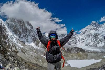 Juan Pablo Mohr conquista la cumbre del Lhotse, la cuarta más alta del mundo